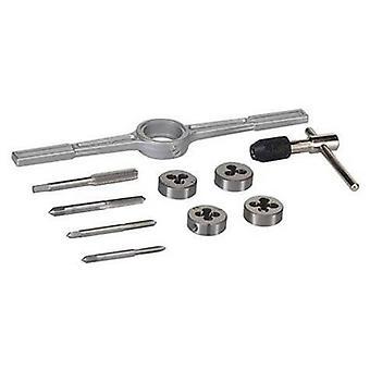 Silverline Machos y terrajas métricas 10 piezas (DIY , Tools , Handtools)