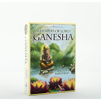 Whispers Of Lord Ganesha: Oracle Cards 9781922161932