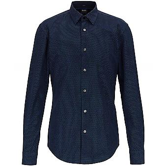 BOSS Slim Fit Corduroy Ronni_FO Shirt