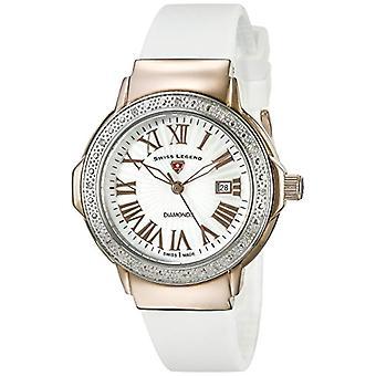 SWISS LEGEND Clock Woman Ref. 20032DSM-RG-02-SB-WHT