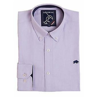 RAGING BULL Raging Bull Oxford Long Sleeve Shirt