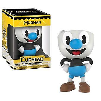 Cuphead Mugman Vinyl Figure