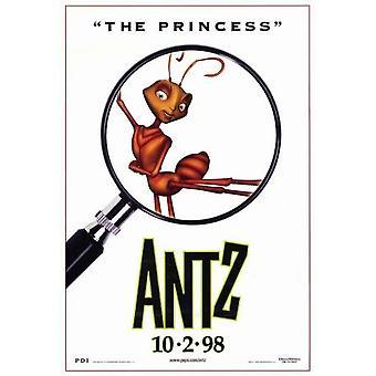 Antz (1998) originele Cinema poster