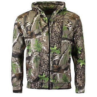 Game Camouflage Zip Hoody - TREK102