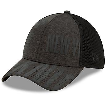 New Era 39Thirty Cap - NBA TIP OFF New York Knicks schwarz