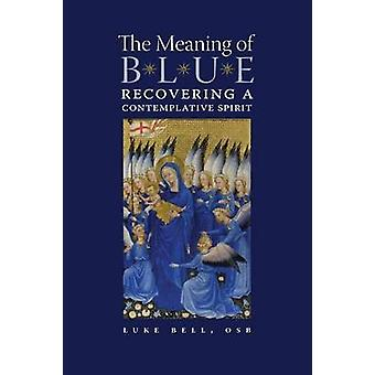 The Meaning of Blue Recovering a Contemplative Spirit by Bell & Luke