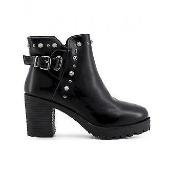 Xti - Shoes - Ankle boots - 33888_BLACK - Women - Schwartz - 40