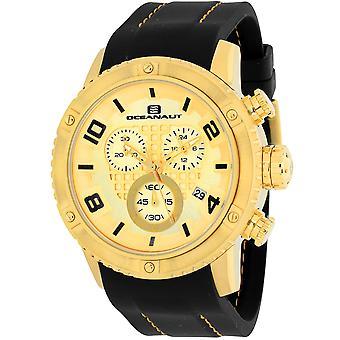 Oceanaut Men's Impulse Sport Gold tone Dial Watch - OC3123R