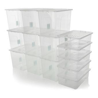 Wham Storage Loft Storage Boxes Multi Buy Deal