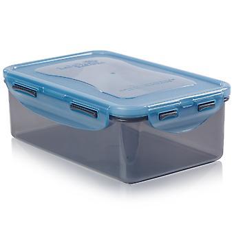Lock & Lock Eco 1 liter rechthoekige doos met deksel