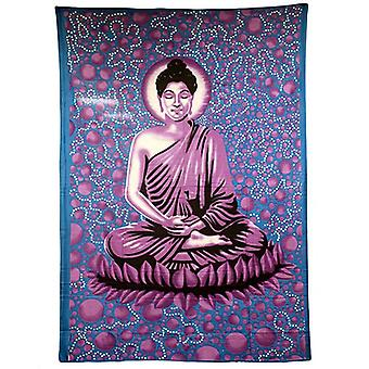 Large Buddha Bedspread Wall Art