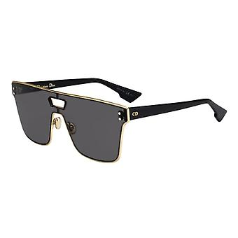 Dior Diorizon 1 J5G/2K Gold/Grey Gradient Sunglasses