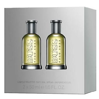 Hugo Boss Bottled Edt-s 50ml X 2