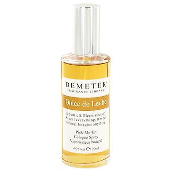 Demeter af Demeter Dulce De Leche Cologne Spray 4 oz/120 ml (kvinder)
