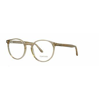 Tom Ford TF5524 045 Shiny Light Brown