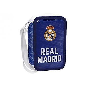 Real Madrid 43 partes Triple Pen Caja Pen Set Pen Set Azul