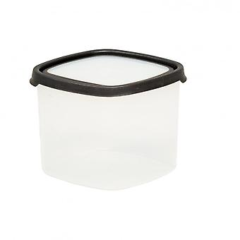 Wham Storage 7.03 Seal It 3.5 Litre Square Airtight Plastic Food Box