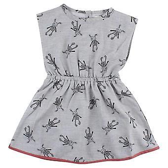 Μικρά κουρέλια κορίτσια φόρεμα Χάριτος Aop