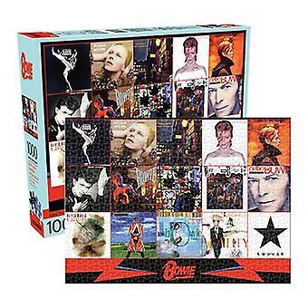 David bowie - albums 1000pc puzzle