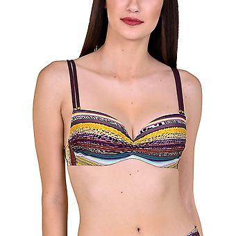 Lisca 40468 Women's Freetown Padded Bikini Top