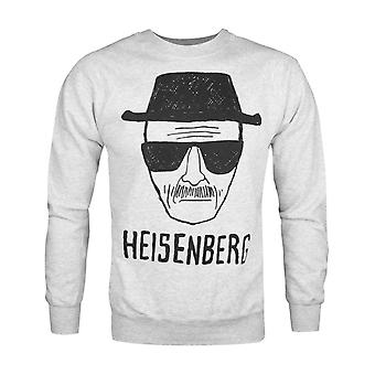 Breaking Bad Heisenberg Sketch Men's Sweater