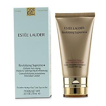 Estee Lauder Revitalizando Supremo + Global Anti-envelhecimento Instant Refinishing Facial 75ml/2.5oz