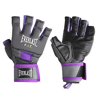 Everlast Damen Cardi Handschuhe Damen Training Sport Fitness