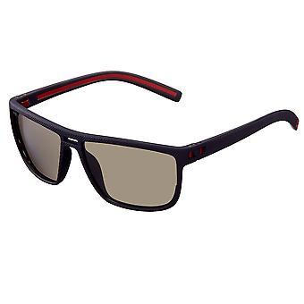 تبسيط باريت النظارات الشمسية المستقطبة - الأزرق / الفضي