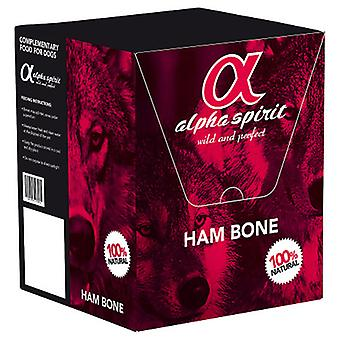 Alpha Spirit Ham Bone for Dogs (Dogs , Treats , Bones)