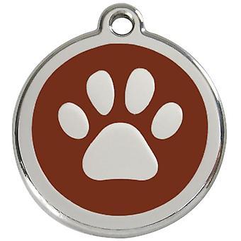 Red Dingo Médaille Red Dingo 20Mm Patte
