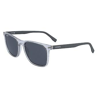 Lacoste L882S 057 Crystal/Grey Sunglasses