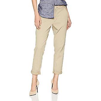 Levi's Women's Classic ND Pant, Crisp True Chino, 27 (US 4) R