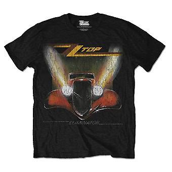 ZZ Top Eliminator Afterburner Tres Hombres Rock Officielle T-shirt
