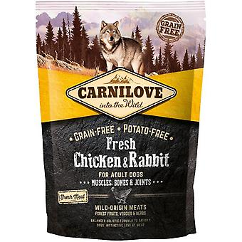 Carnilove Fresh Chick & Rabbit Joints (Dogs , Dog Food , Dry Food)