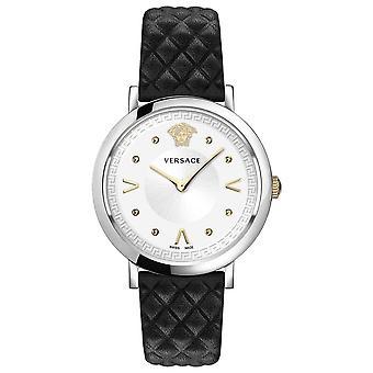 فيرساتشي ساعة اليد النسائية البوب شيك كوارتز VEVD00119