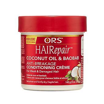 ORS HAIRepair Kokosöl & Baobab Anti-Bruch-Conditioning Creme 142 g