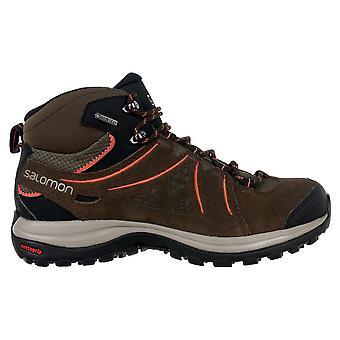 Salomon Ellipse 2 Mid Læder Goretex 400020 trekking kvinder sko