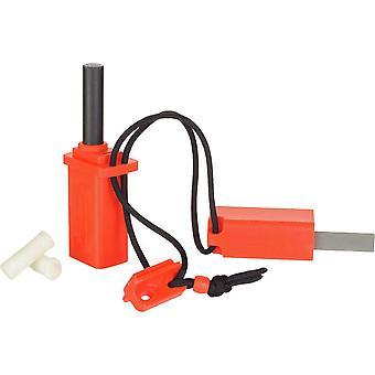 UST Strike Force Flint-basierte Feuer-Starter - Orange