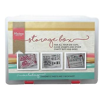 Marianne Design Storage box LR0006 18,0x24,5cm