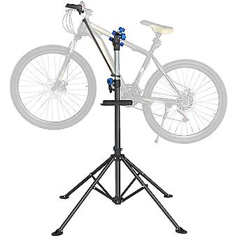 Folding Adjustable Bike Bicycle/ Bike Repair Stand Rack Mechanic Black