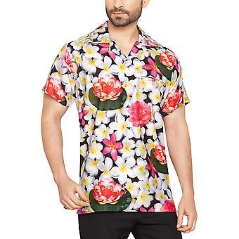 Club cubana men's regular fit classic short sleeve casual shirt ccd9