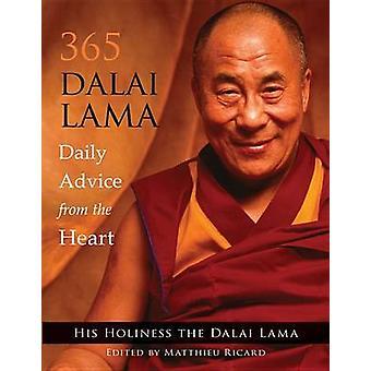365 Dalai Lama - Daily Advice from the Heart by Dalai Lama - Matthieu