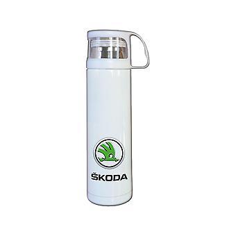 Skoda 2016 Logo Thermos