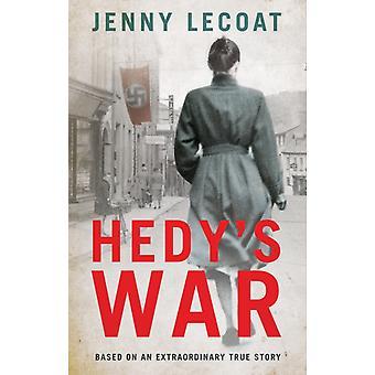 Hedys War by Jenny Lecoat