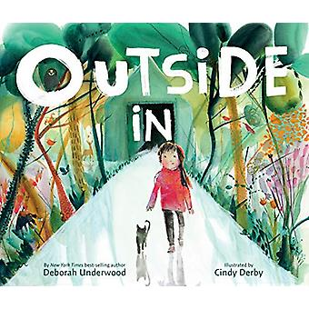 Outside In door -Deborah Underwood - 9781328866820 Boek