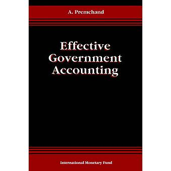 Effective Government Accounting by A. Premchand - 9781557754851 Book