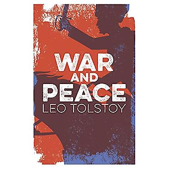 War and Peace by Leo Tolstoy - 9781788885621 Book