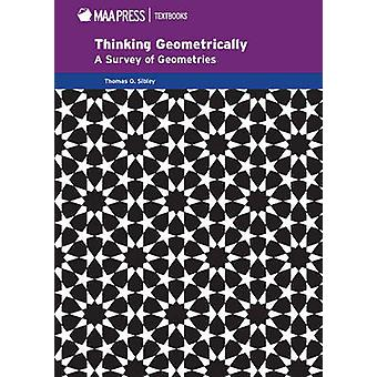 Thinking Geometrically - A Survey of Geometries by Thomas Q. Sibley -