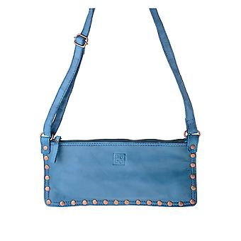 3755 DuDu Women's shoulder bags in Leather