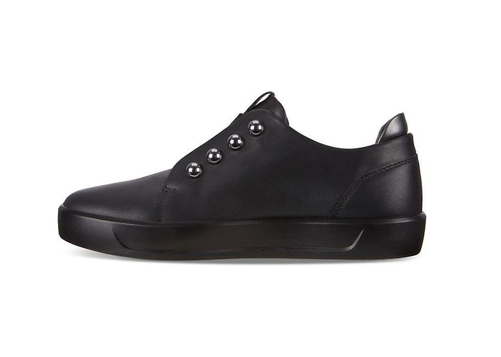 Ecco Soft 8 W Flats Femmes Noir